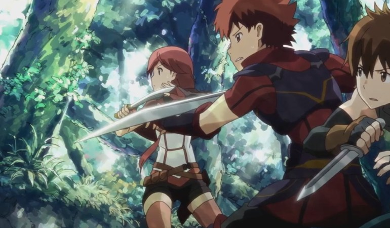 Anime First Impressions: Grimgar of Fantasy and Ash