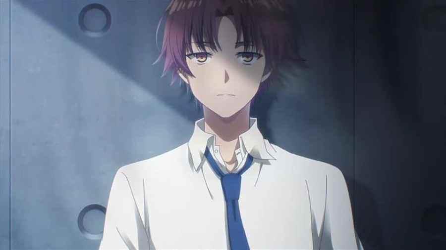 Anime Wallpaper HD: Classroom Of The Elite Kiyotaka Fight