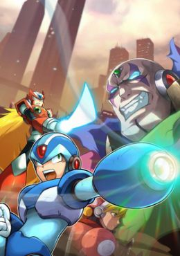 MegaMan Maverick Hunter X The Day of Sigma