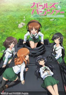 Girls Und Panzer Especiales