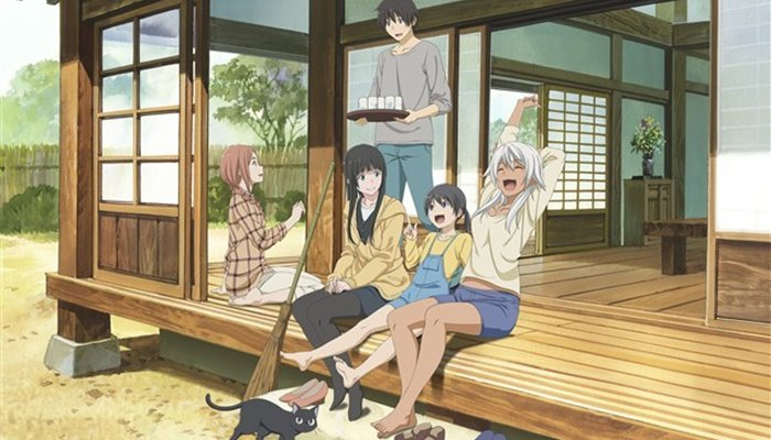 Flying Witch BD Subtitle Indonesia Batch