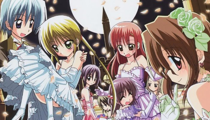 Hayate no Gotoku! Heaven Is a Place on Earth Subtitle Indonesia