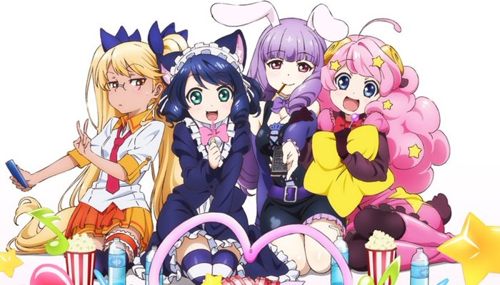 Show By Rock!! Short!! Subtitle Indonesia Batch