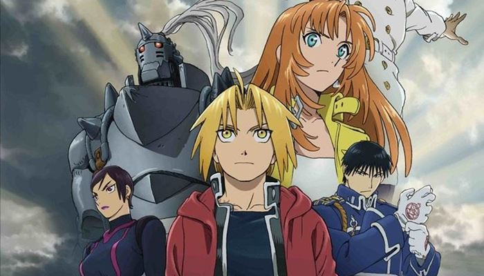 Fullmetal Alchemist The Sacred Star of Milos BD Subtitle Indonesia