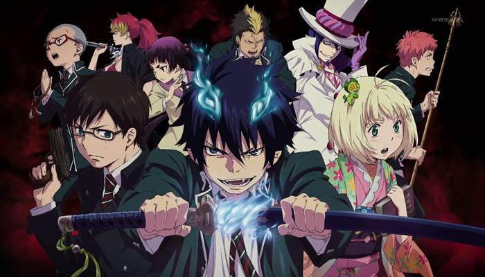 Ao no Exorcist BD Subtitle Indonesia Batch