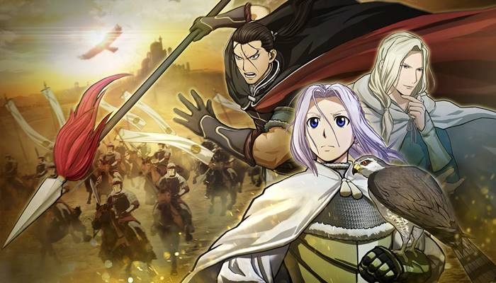 Arslan Senki BD Subtitle Indonesia Batch