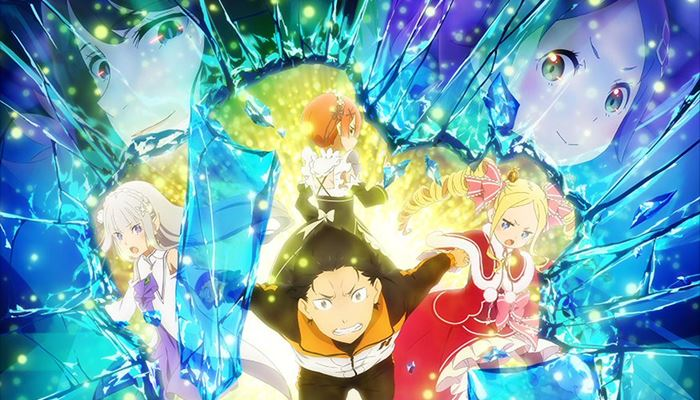 ReZero kara Hajimeru Isekai Seikatsu Season 2 Part 2 Subtitle Indonesia Batch