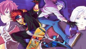 SK8 the Infinity Subtitle Indonesia Batch