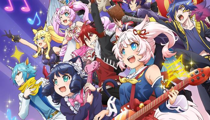 Show by Rock!! Stars!! Subtitle Indonesia Batch