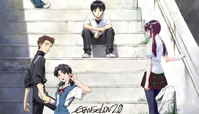 Evangelion 2.0 You Can (Not) Advance BD Subtitle Indonesia