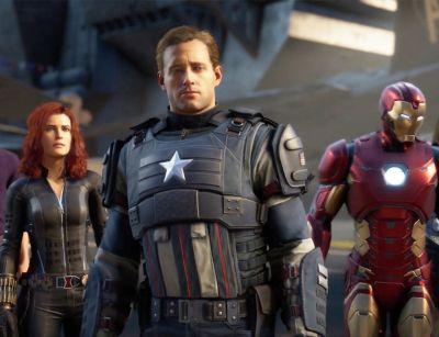 E3 2019: Square Enix Debuts Avengers Game Footage - Anime ...