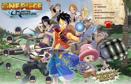 Nuevo juego de one piece para nintendo wii animesystems for One piece juego