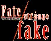 Fate_strange_fake_logo