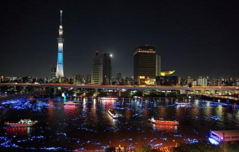 Festival Hotaru 2012