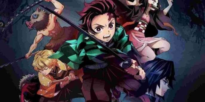 Demon Slayer- best ufotable anime