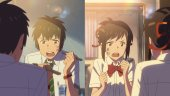 Makoto Shinkai's Your Name. is the Highest Grossing Film for 2016 in Japan!