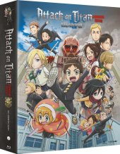 Attack on Titan Junior High Review