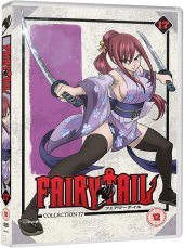 Fairy Tail 17 Review