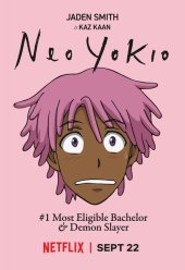 Neo Yokio, a new Western/Japanese produced anime series is coming to Netflix