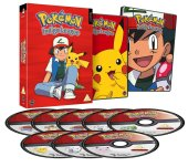 Manga UK Reveals Pokémon: Indigo League, Anime Film Blu-rays