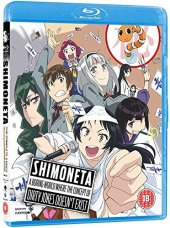 Shimoneta:  A Boring World Where the Concept of Dirty Jokes Doesn't Exist Review