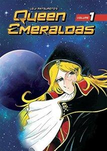 Queen Emeraldas Cover