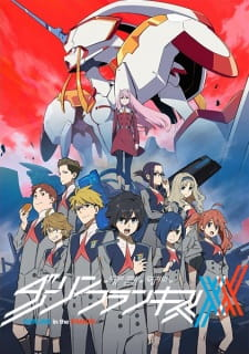 Darling in the FranXX BD