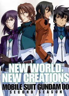 Mobile Suit Gundam 00 Second Season BD