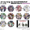 Date A Live III Trading Acrylic Badge Stand Key Chain