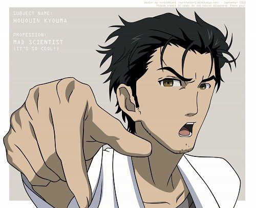 Image result for okabe