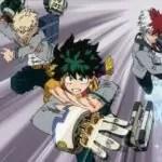 Boku no Hero Academia Temporada 5 Latino Capitulo 14