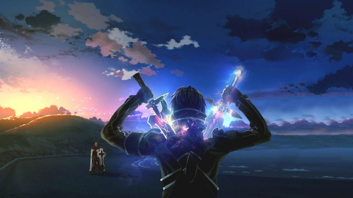 Kirigaya Kazuto And Kayaba Akihiko Sword Art Online Anime Hd Wallpaper 1920 1080 1257 1