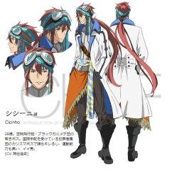 CV: Kamiya Hiroshi