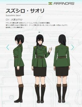 CV: Ohara Sayaka