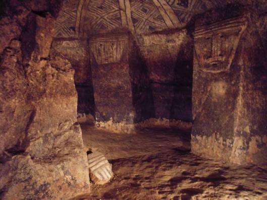 Tombs of Tierradentro