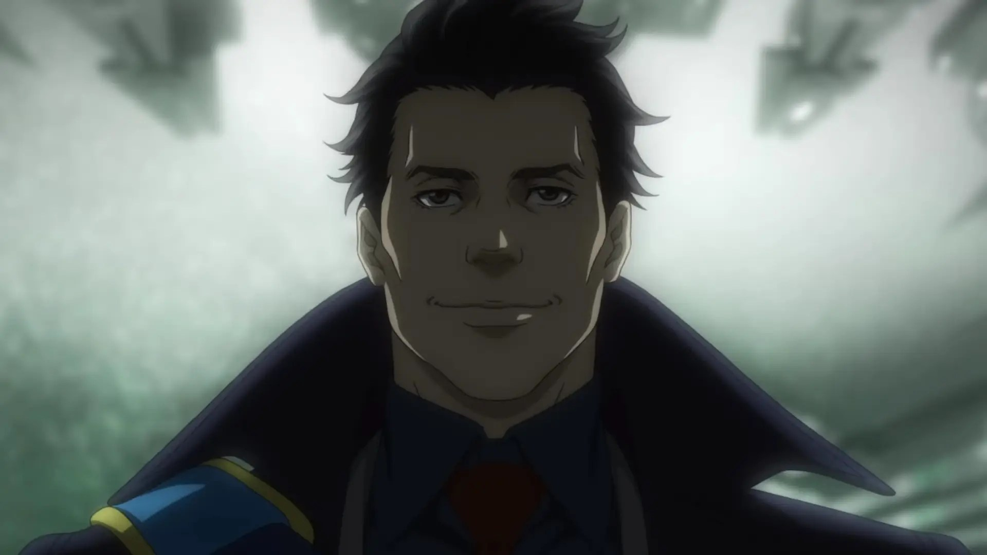 Article présentant le trailer du film Psycho-pass 3 First Inspector