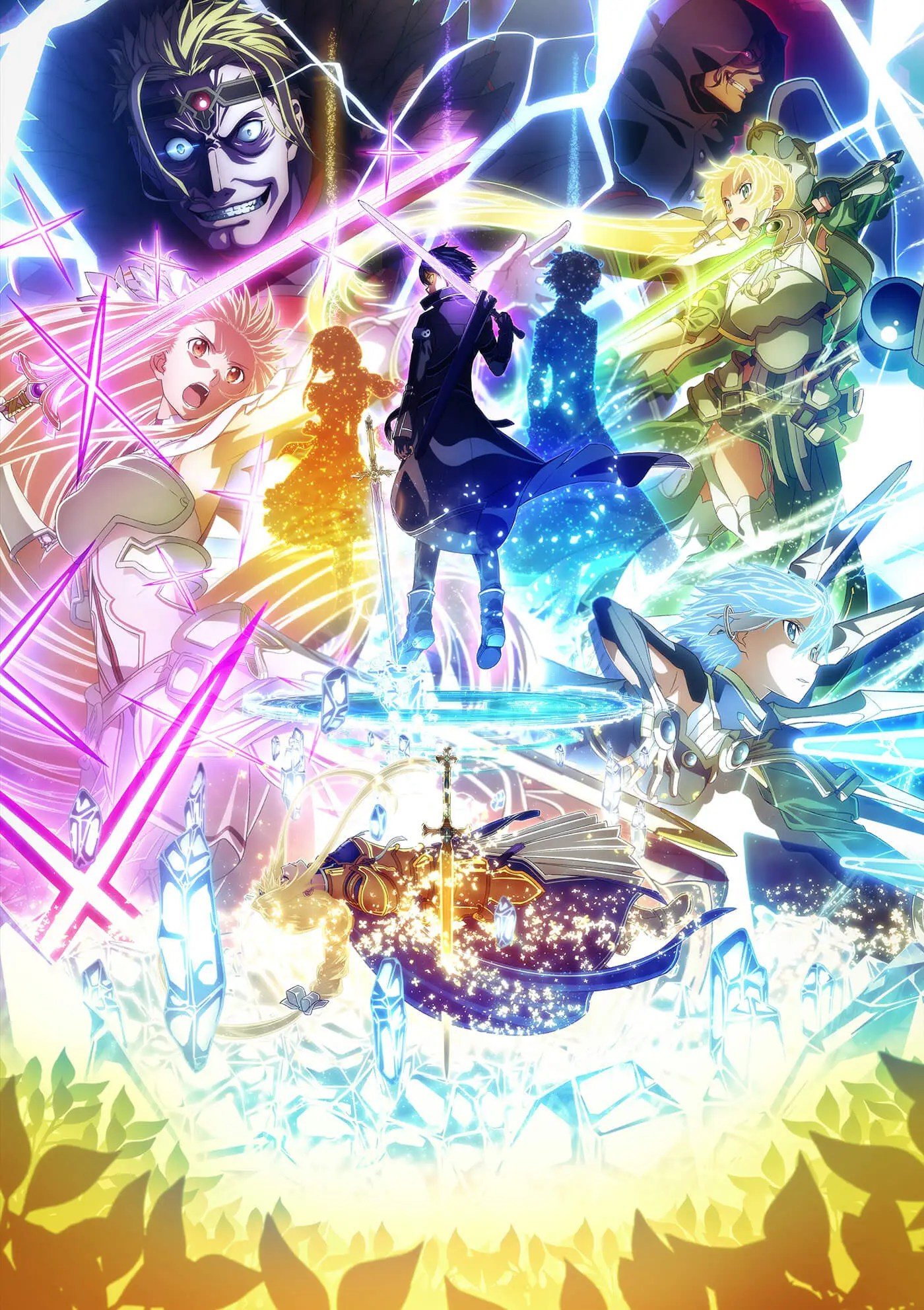 Annonce du report de la partie 2 de Sword Art Online Alicization War of Underworld