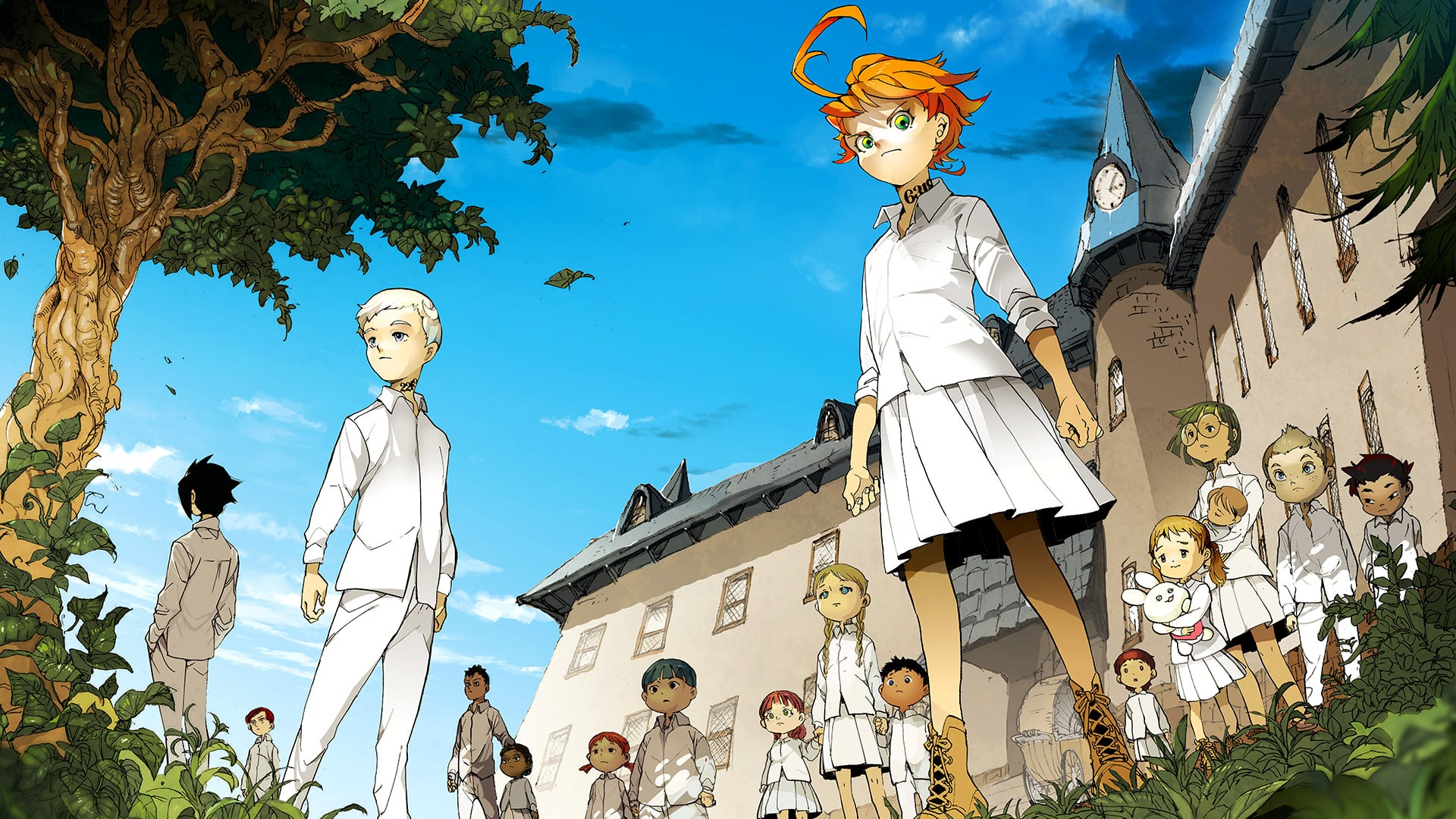 Annonce d'une série en Live Action pour l'anime The Promised Neverland
