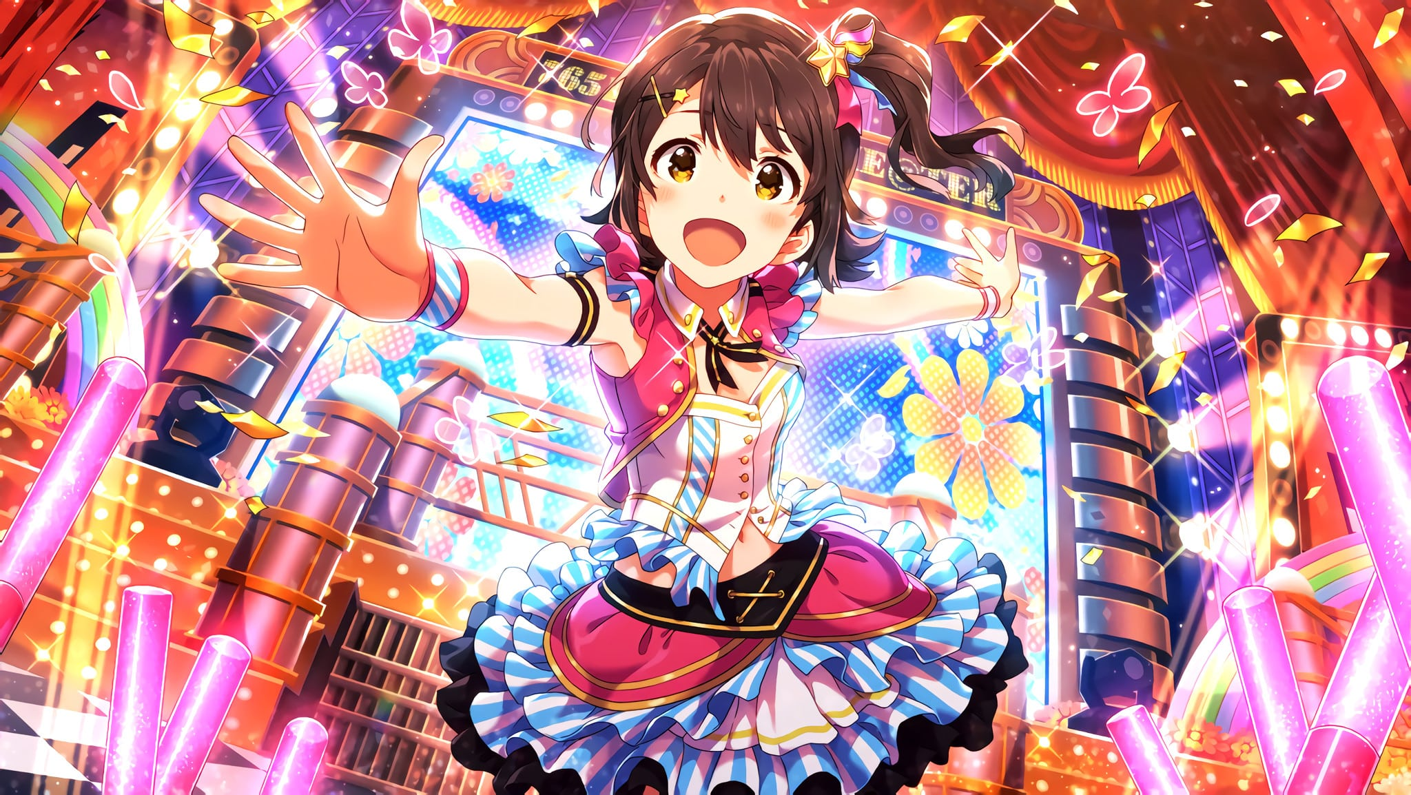 Annonce de l'anime The Idolmaster Million Live!