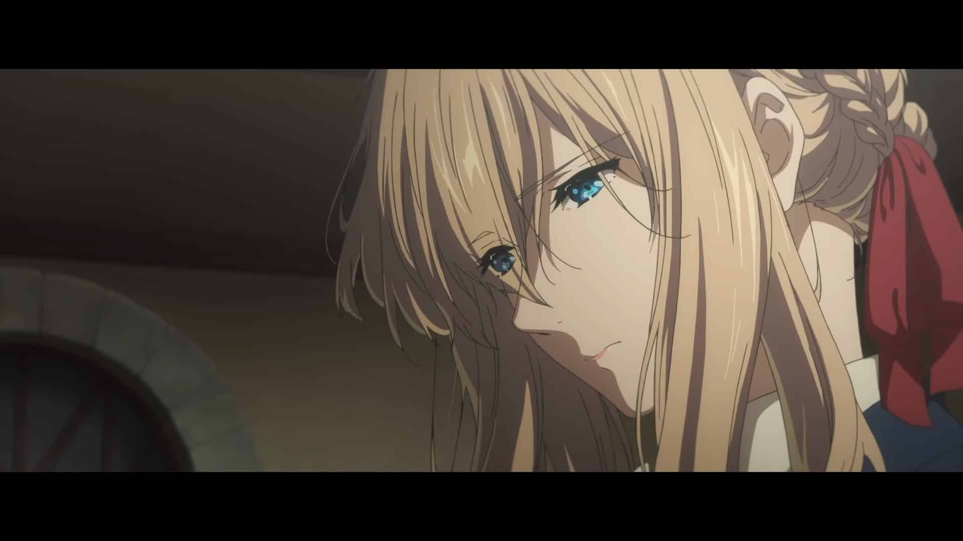 Annonce d'un second trailer pour le film Violet Evergarden The Movie