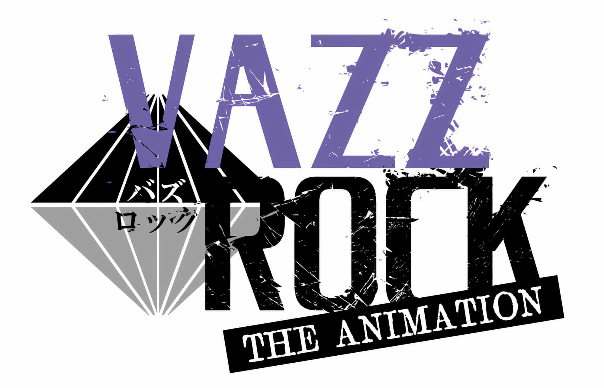 Annonce de anime VAZZROCK the animation