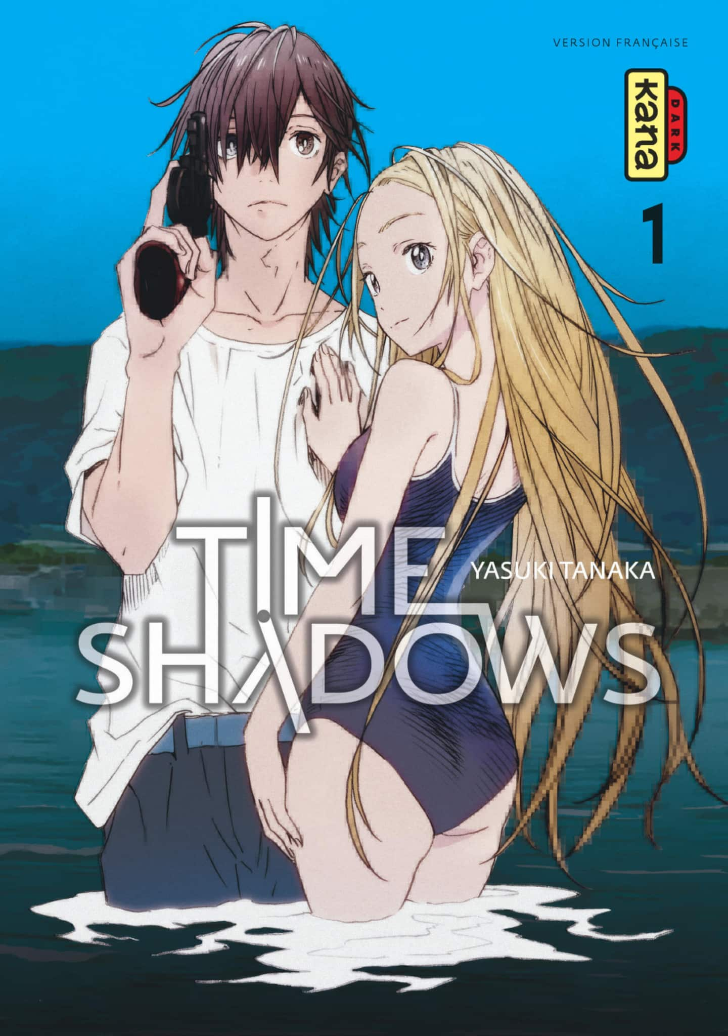 Annonce de anime Time Shadows