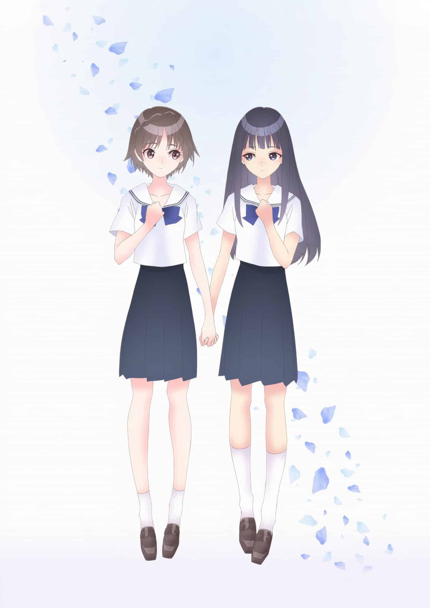 Annonce de anime Blue Reflection Ray