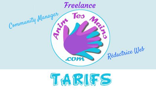 Tarifs Freelance Web