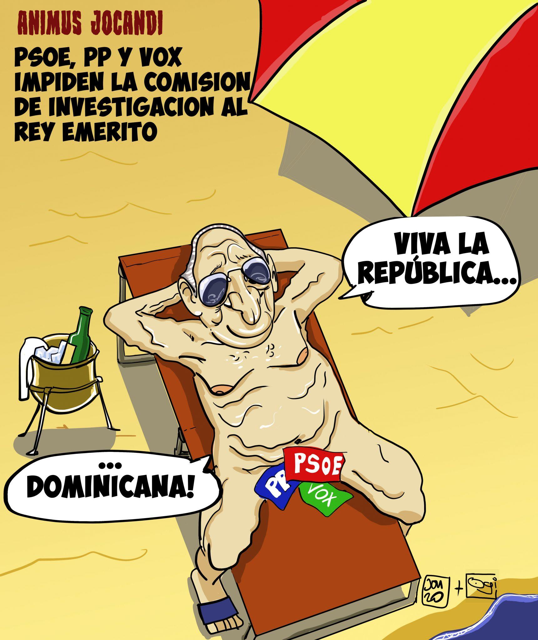 rey en la republica dominicana paraiso