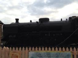 Steam Train Ongar