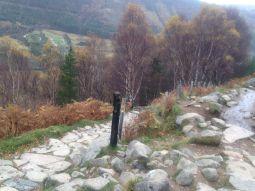 Mountain Path Glen Nevis