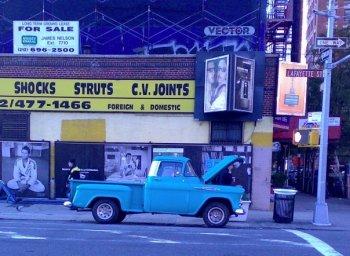 Pick up Truck NY
