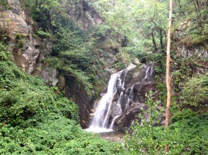 Locarno Waterfall