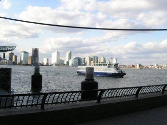 Boat New York